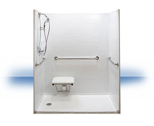Kewadin Tub to Walk in Shower Conversion by Independent Home Products, LLC